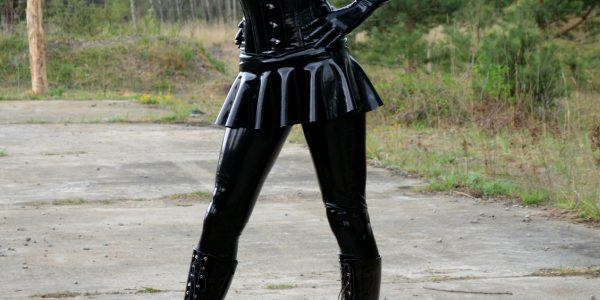 Latex, bondage, sm, high heels