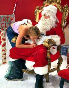 Kerstman pijpen